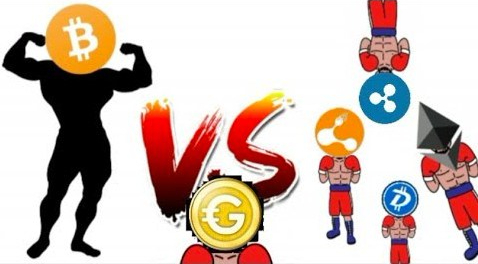 Difference between forex and bitcoin